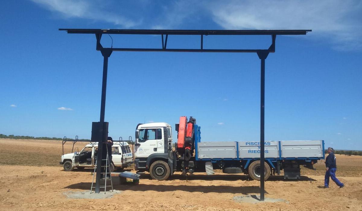 Instalacion de placas solares en Toledo